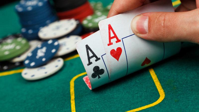 Origin of Gambling