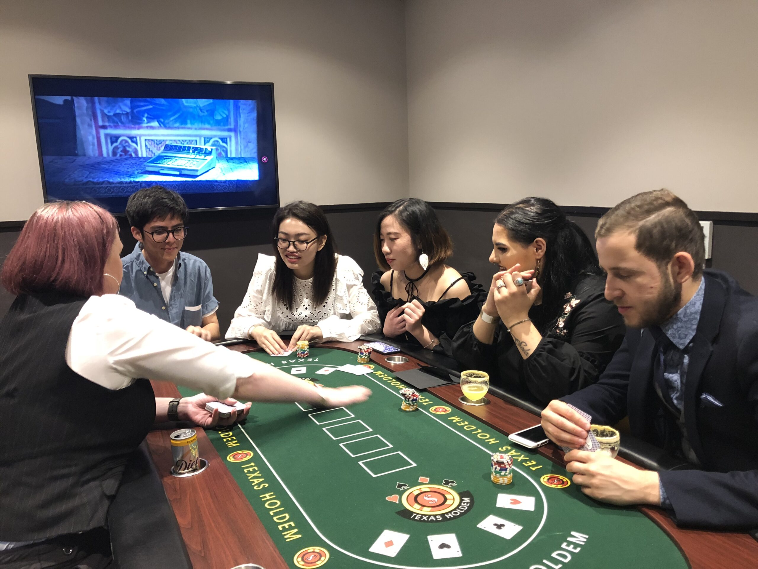 Fundamental poker principles of all times